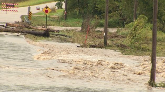 Grant County flooding leaves days of cleanup for farmers