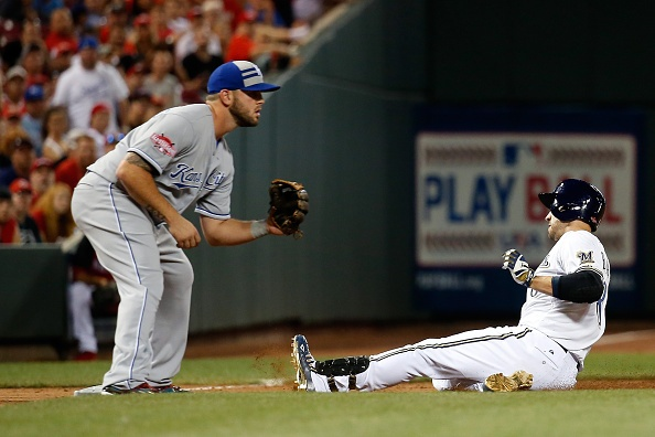 Braun triples in ninth, but can't help NL win All-Star game