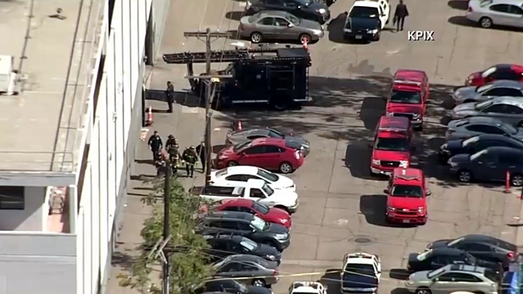 Officials identify gunman, victims in UPS shooting