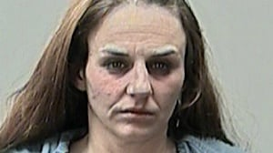 Woman arrested on 5th OWI after vehicle stuck in mud
