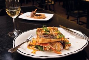 Heritage Tavern's Artfully Crafted Cuisine