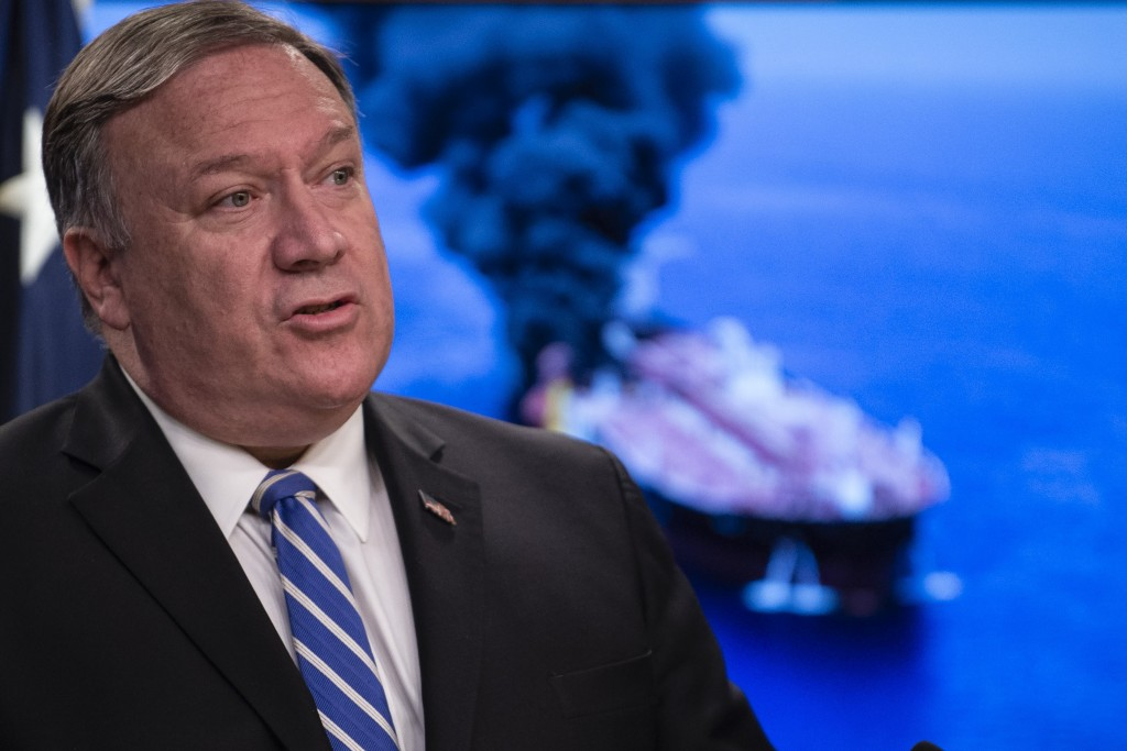 Dems investigate claims that Pompeo's security picked up Chinese food