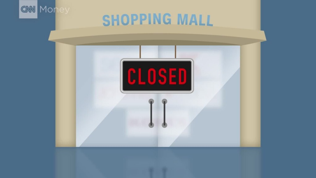 Malls are doomed: 25% will be gone in 5 years
