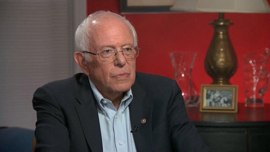 Bernie Sanders: I'm ready 'to go full blast' following heart attack
