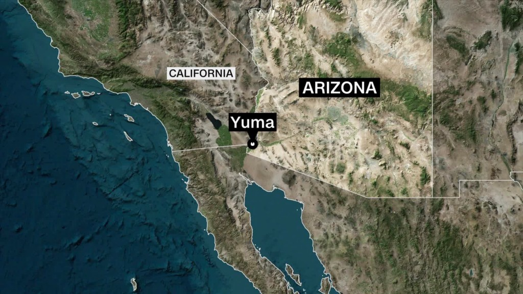 2 Marines killed in helicopter crash in Arizona