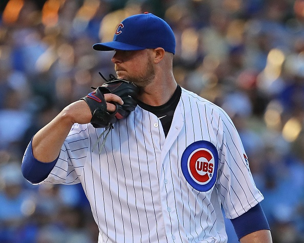 Lester to start Game 1 of NLDS for Cubs
