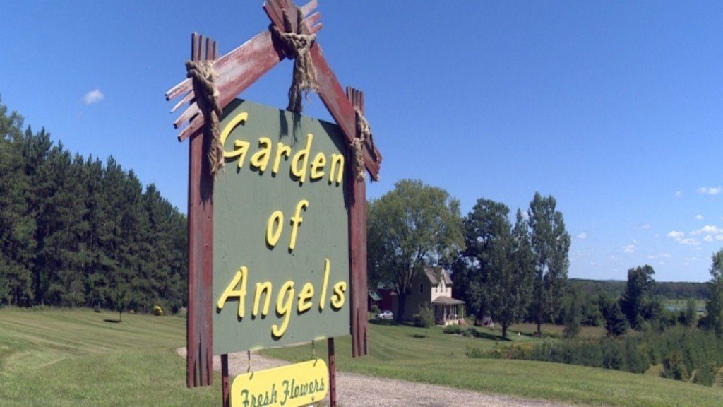Garden of Angels grows hope for people dealing with grief