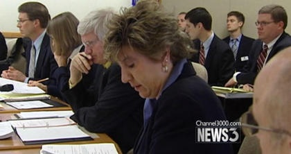 Budget committee moves closer to final passage