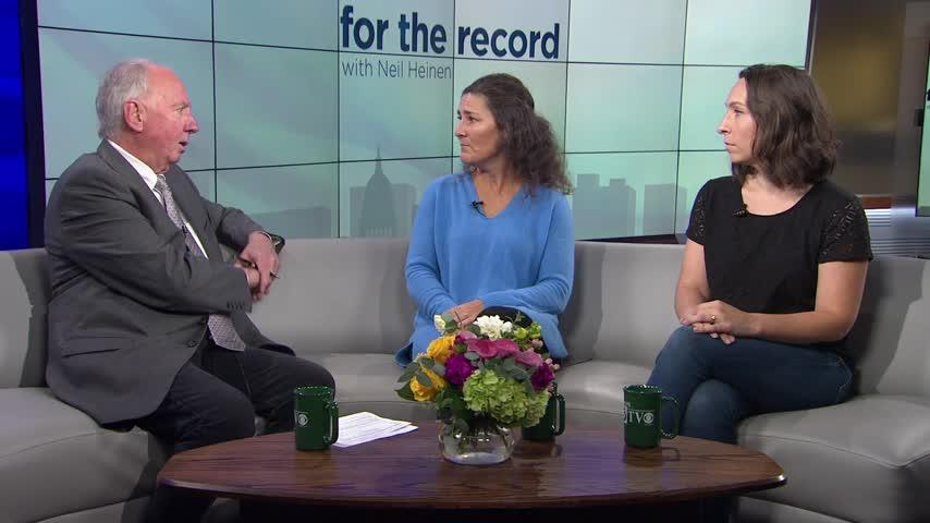 For the Record: National Alliance on Mental Health