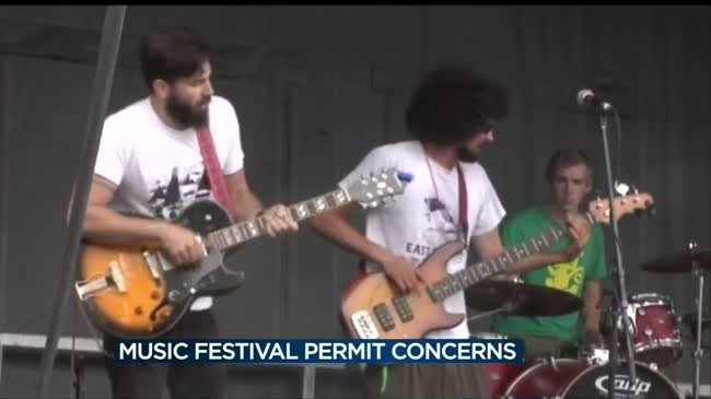 Music festival organizers concerned about possible limits on noise