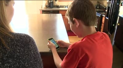 Being smart with your child's new smartphone