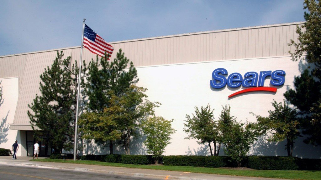 The rise and fall of Sears