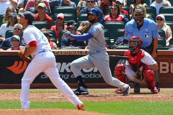 Rangers sweep Cardinals in St. Louis