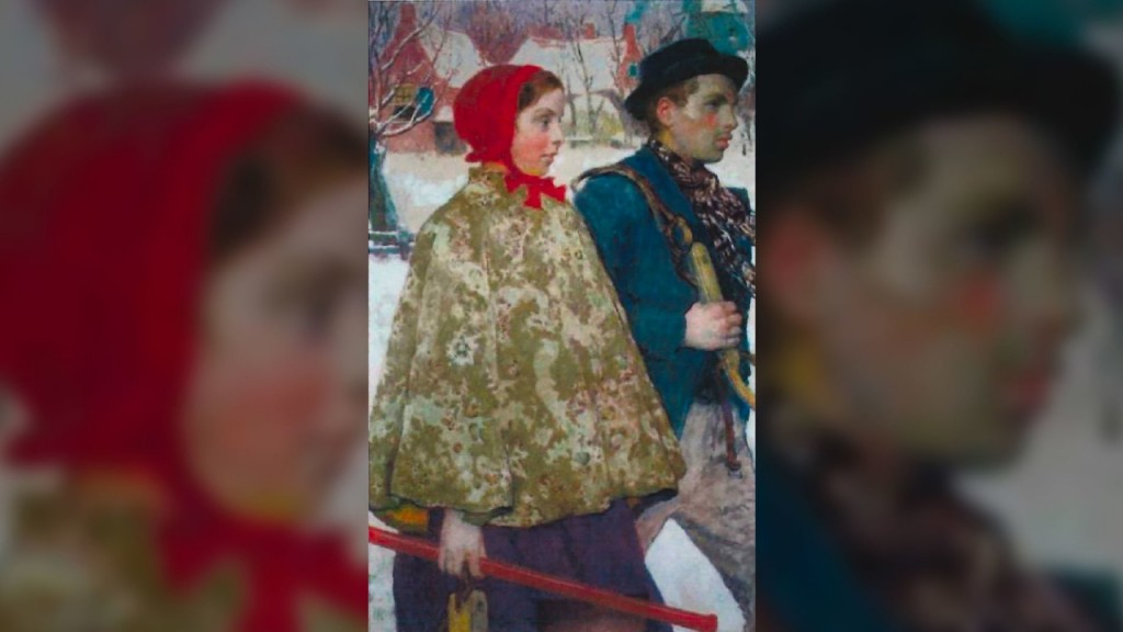 Painting stolen by Nazis before WWII recovered from New York museum