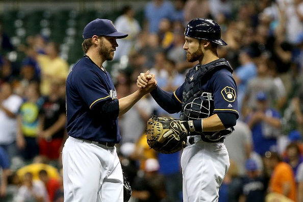 Brewers reliever does well in AAA rehab start