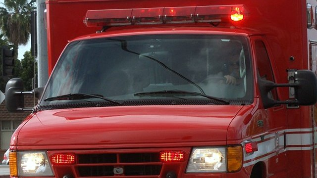 20-year-old woman injured in rollover crash