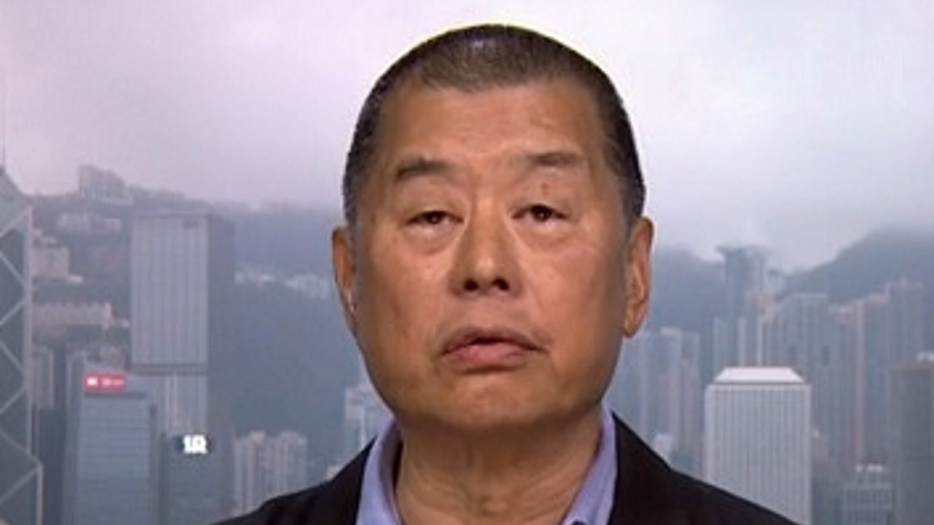 Hong Kong multi-millionaire stands up to China