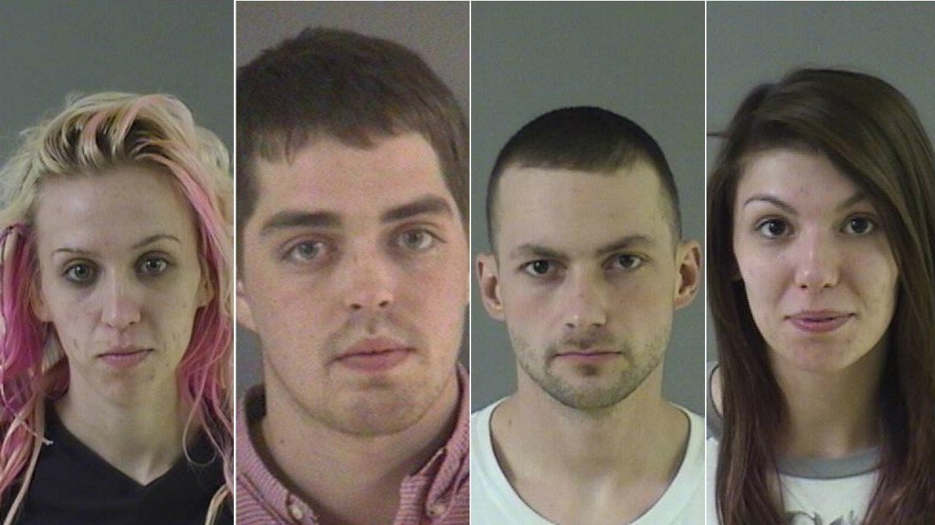 4 Potosi residents face charges of making meth