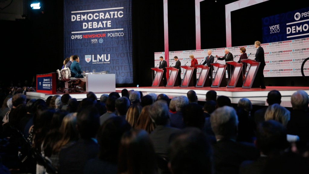 8 takeaways from the sixth Democratic presidential debate