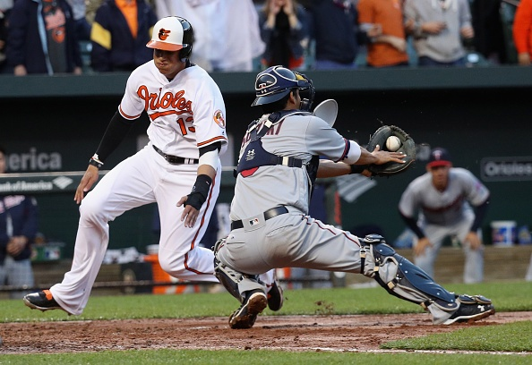 Gallardo pitches Orioles to second straight win over Twins