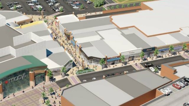 Hilldale Shopping Center owners propose open, outdoor mall