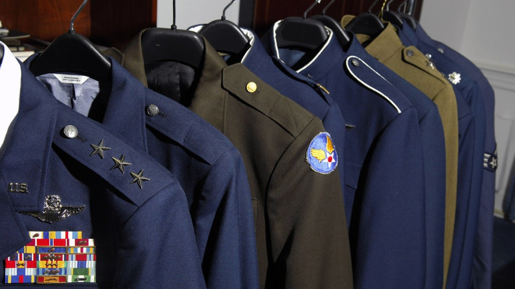 Air Force looks back decades to create a new uniform