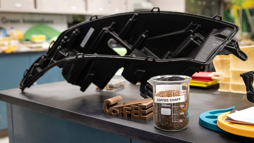 Ford, McDonald's turning coffee waste into car parts
