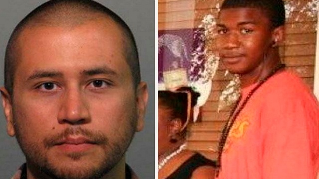 Zimmerman suing Martin family years later