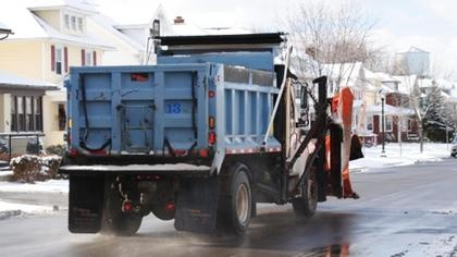 Madison crews respond to snow, sleet