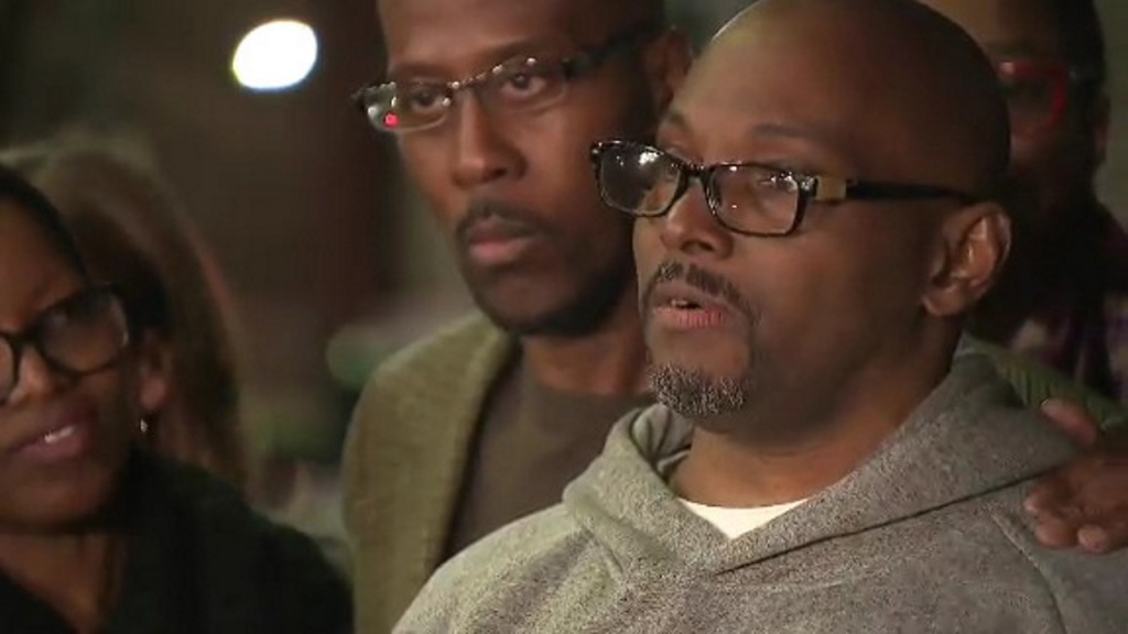 Baltimore men freed after 36 years in prison on wrongful conviction