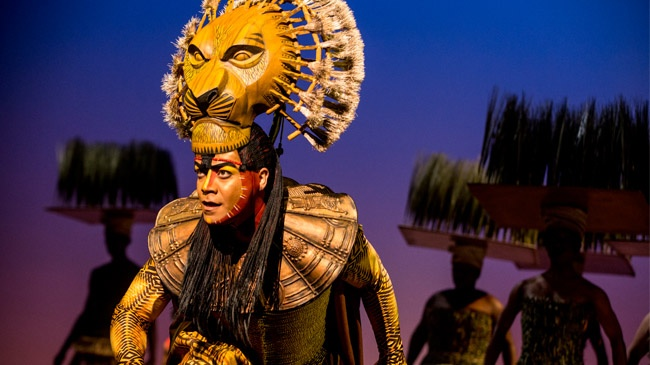 Review: Adding my roar to 'The Lion King' crowd
