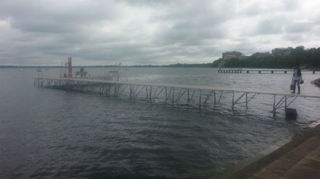 Man found in Lake Mendota was Edgewood College student