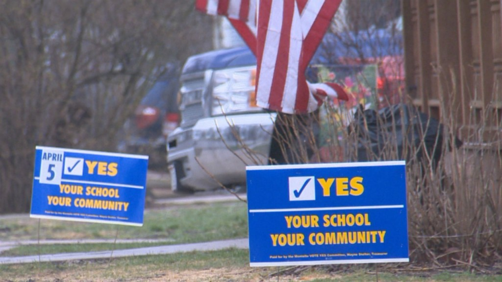 Montello School District asks voters for $3.6M in referendum