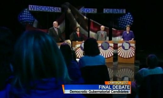 Democratic recall candidates make their case at final debate