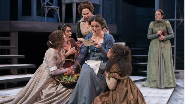 Theater Review: APT's 'Pride and Prejudice' funny, but you have to like Jane Austen