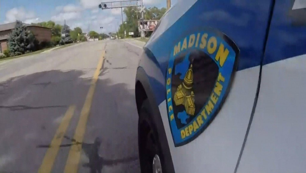 Madison police respond to reports of shots fired on the city's east side t
