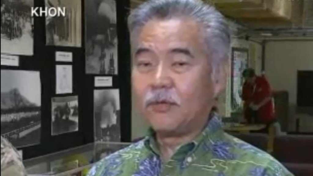 Hawaii governor didn't correct missile alert because he forgot Twitter password