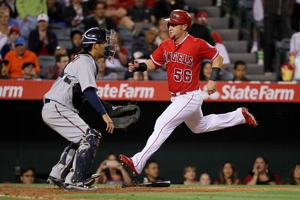 Cron leads Angels over Twins