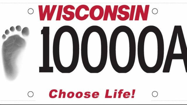 Bill would create pro-life license plates