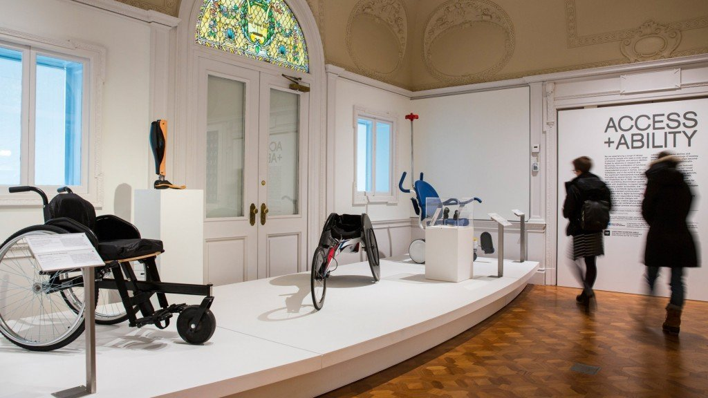 Exhibit showcases designs for, and by, those with disabilities