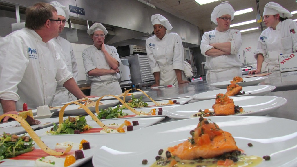 Madison College cooks move onto regional competition