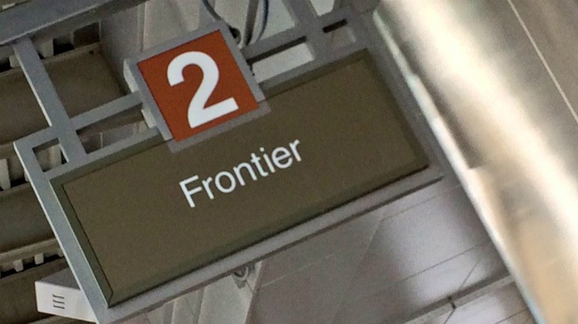 Frontier passengers frustrated, stranded following flight problems