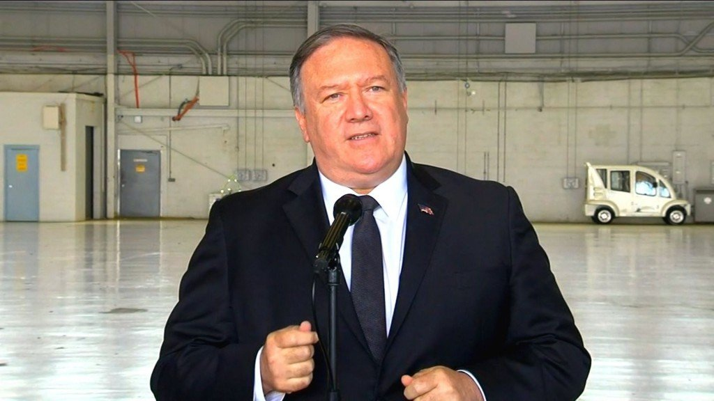 Pompeo unveils human rights commission