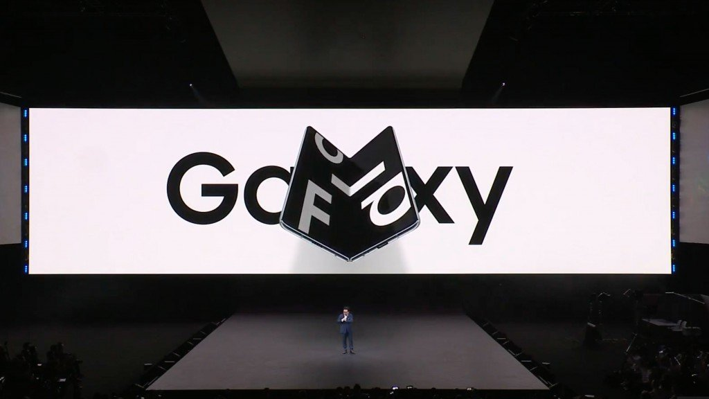 Samsung will release Galaxy Fold in South Korea on Friday