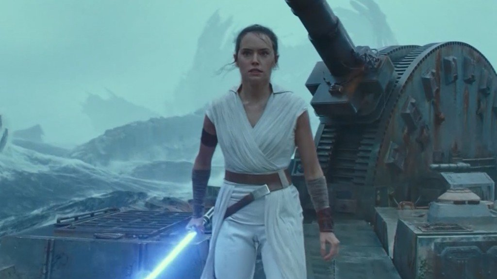 'Star Wars: The Rise of Skywalker' trailer released