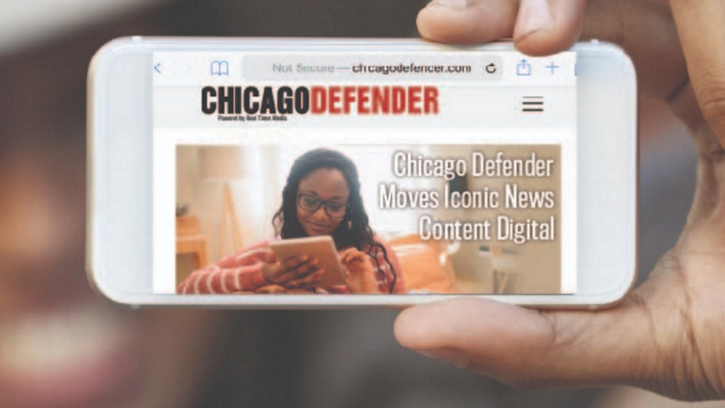 Chicago Defender publishes last print edition