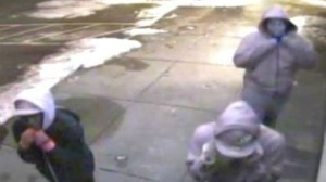 Image released from restaurant robbery
