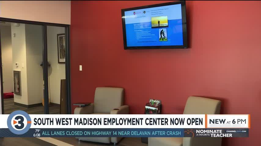South West Madison Employment Center now open