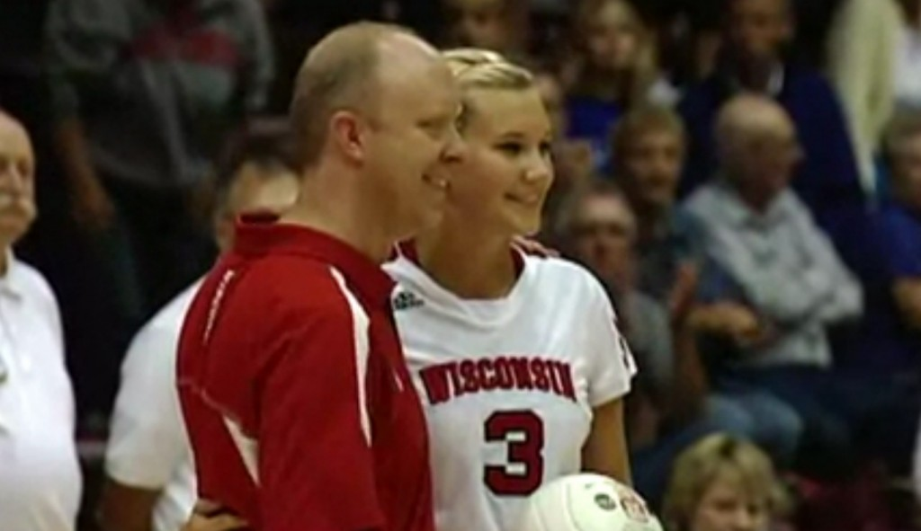 Badger volleyball heads to Seattle