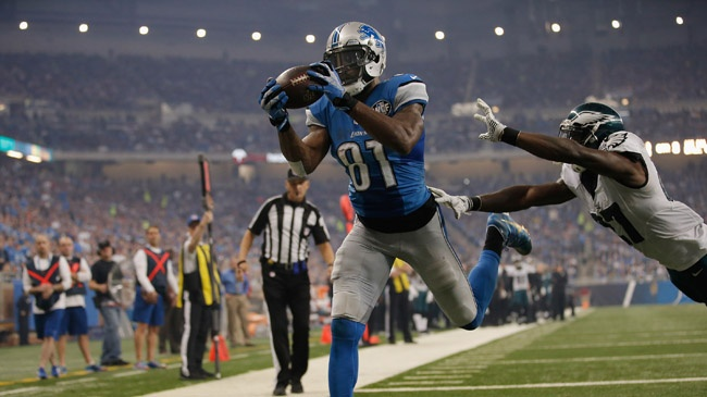 NFL notebook: Lions WR Calvin Johnson retires